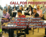 ABPsi General Assembly