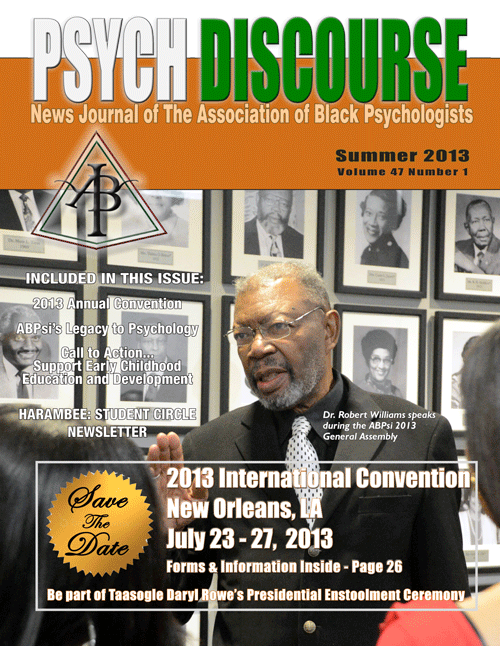 Psych Discourse Summer2013-cover